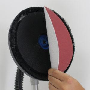 Disco com Velcro para Lixadeira 700A/700C